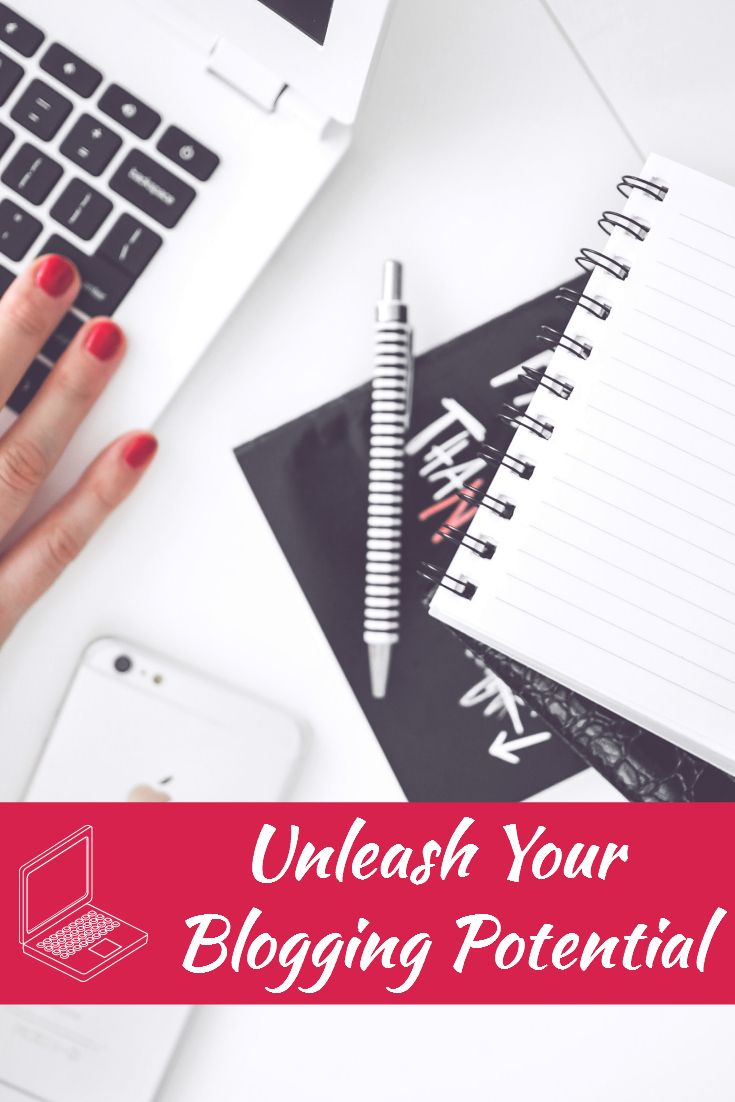 Today over on the blog my top 5 tips to unleash your blogging potential and actively grow your audience. (Plus a free printable download to get you started). http://alisonmwood.com/unleash-your-blogging-potential-includes-free-download/ | blogging tips, how to blog consistently