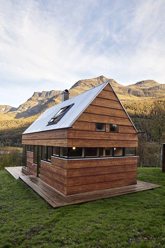 Scandinavian Small House Design: 17 Best Ideas About Scandinavian Cabin On Pinterest