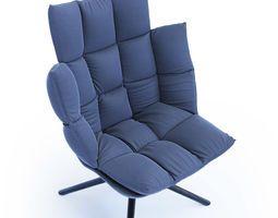 Husk Chair 3D model