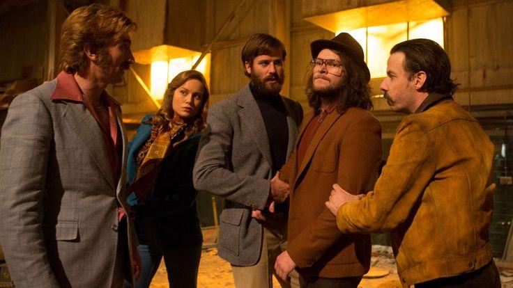 Free Fire : Photo Armie Hammer, Brie Larson, Jack Reynor, Noah Taylor, Sharlto Copley