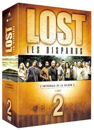 Lost, les disparus : L intégrale saison 2 - DVD NEUF SERIE TV