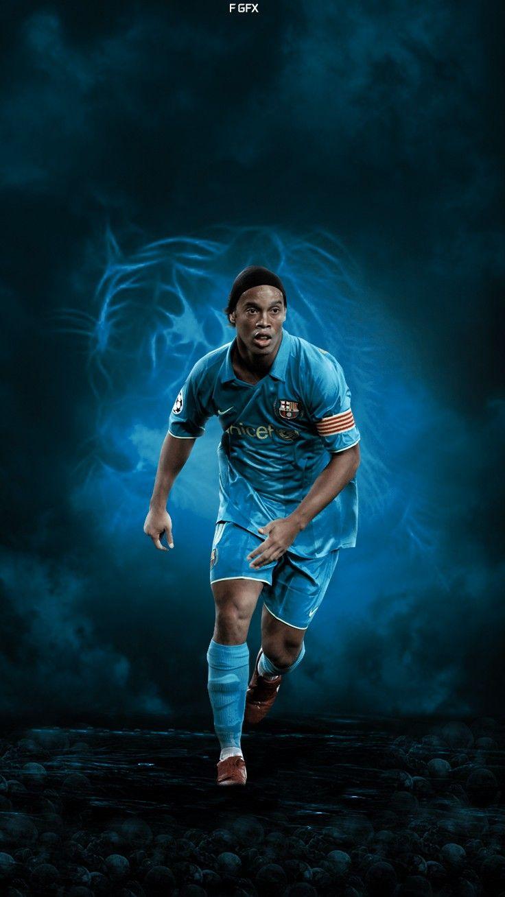 Wallpaper Ronaldinho Futebol