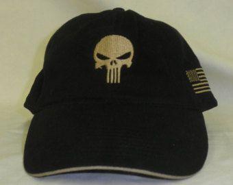 Chris Kyle-Punisher Hat-Chris Kyle Devil Of Ramadi-Chris Kyle Punisher- The Legend-Devil Of Ramadi - Chris Kyle T Shirt
