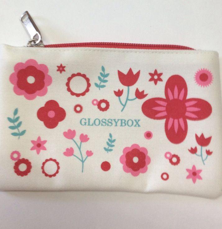 Clinique makeup pouch