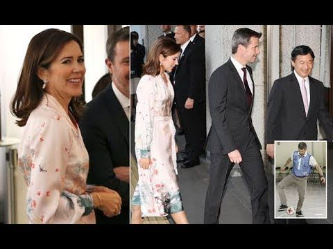 I have a feeling you'll like this one 😍 Princess Mary Criticized for Kimono-inspired Dress as she attend Japan's National Archives in Tokyo https://youtube.com/watch?v=0LuxFEQqh1g