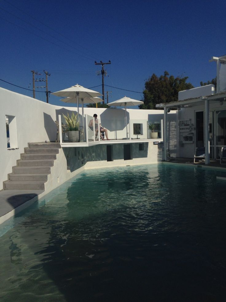 Rhodos - Hotel Kouros swimmingpool