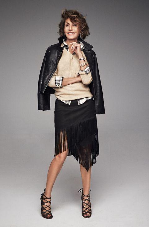 El rejuvenecer de Naty Abascal en ocho fotos - Naty Abascal ejerce de estilista en Yo Dona y... | Yodona | EL MUNDO