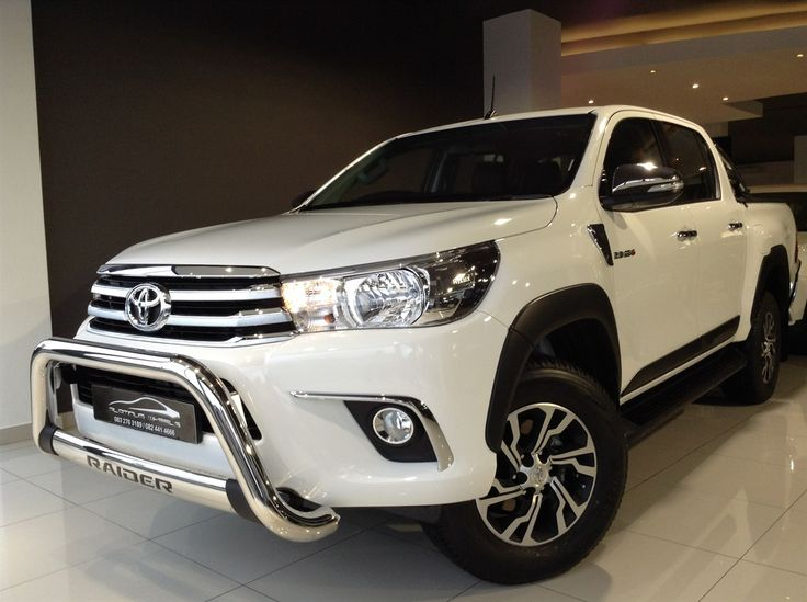 2016 Toyota - Hilux 2.8 GD-6 Raider Raised Body Double Cab Auto