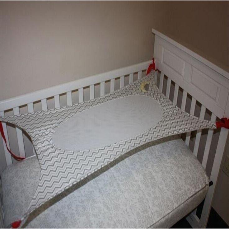 1 Stücke Baby Krippe Hängematte Tragbare Falten Neugeborenen Bett Elastische Abnehmbare Babybett Betten Kleinkind-sicherer Fotografie Requisiten TB