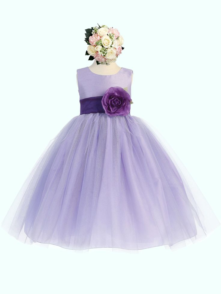 Mejores 31 imágenes de Flower girl dresses en Pinterest | Vestidos ...