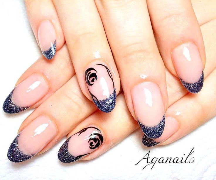 Ricopertura delle unghie naturali in acrilico!