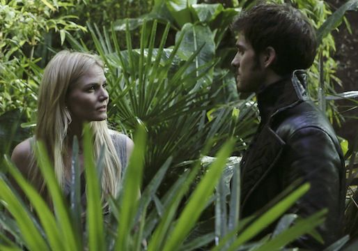Once Upon a Time First Look: Storybrooke Drama for Belle and Ariel, Neal/Emma/Hook and More