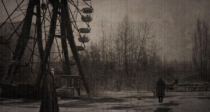 """""""Nuclear Winter"""" Photoshop Cs6"""