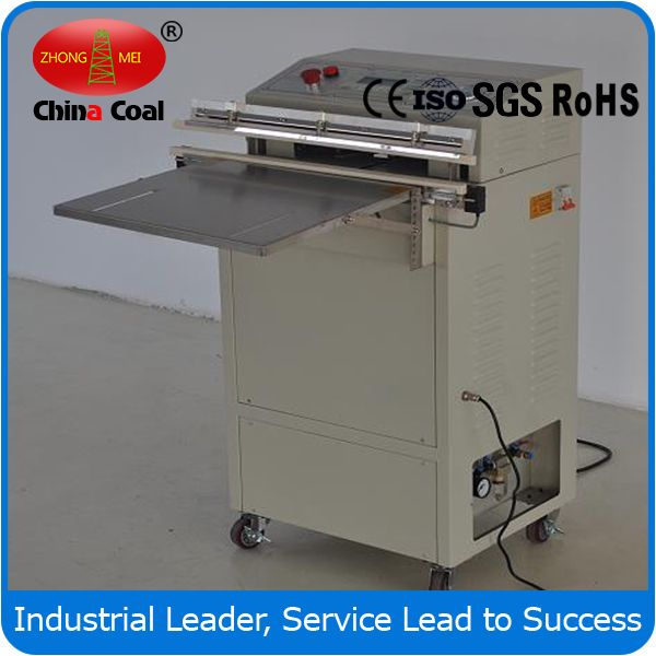 chinacoal03 VS-600 Vacuum Packaging Machine Keywords:packaging machines, vacuum packaging machine, VS-600 vacuum packing machine Introduction This vacuum packaging machine is external-type horizontal vacuum packaging machine and is not subject to the restriction by size of its vacuum chamber. It can be used directly for vacuum (gas flushing)packaging of the products.