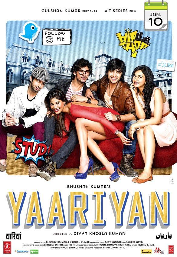 Yaariyan (2014) Watch Hindi Movie Online