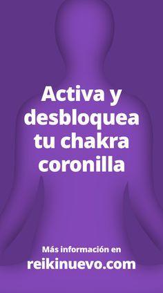 Escucha la meditación guiada de Maestro de Luz para activar y desbloquear el séptimo chakra, chakra coronilla o Sahasrara. Escúchala en: http://www.reikinuevo.com/meditacion-activar-desbloquear-chakra-coronilla/