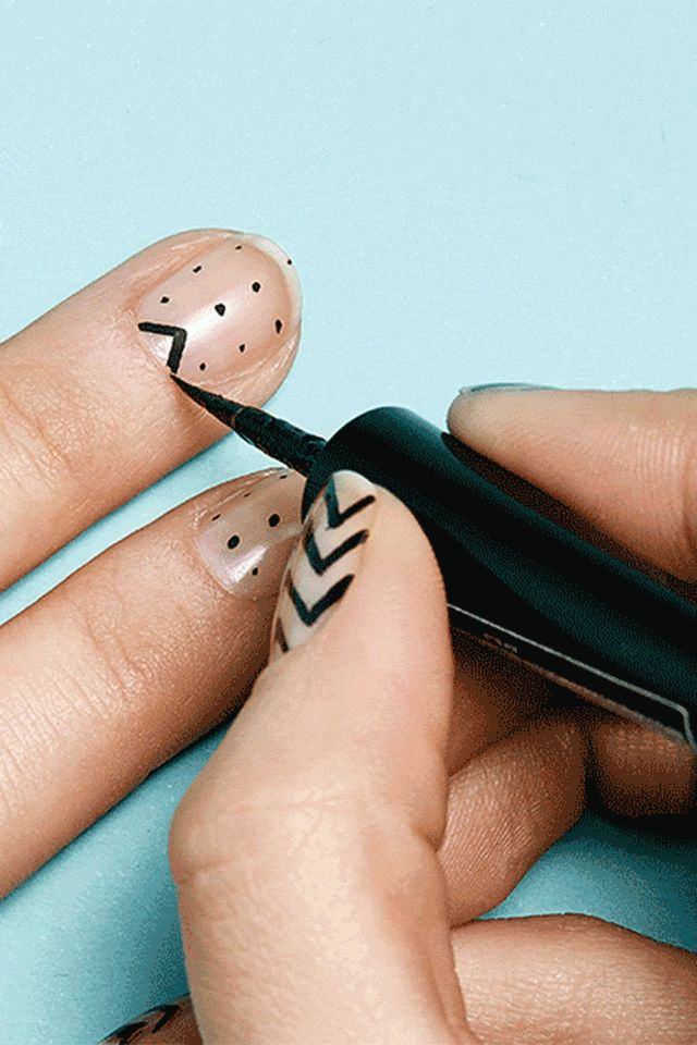 Next season nail trends to try now. | Read more at H&M Magazine