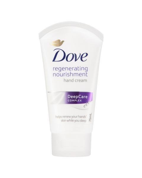 Dove Regenerating Nourishment Hand Cream 75ml #skincare #skin #beauty