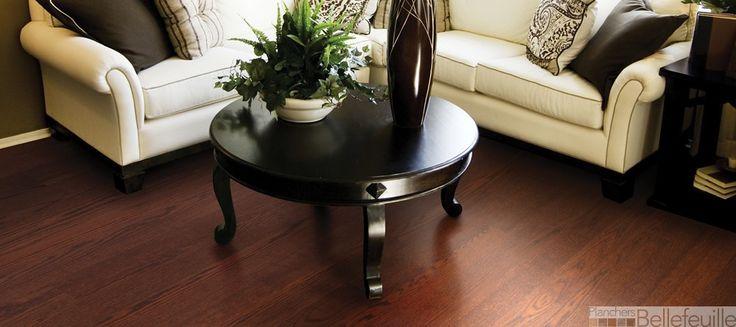 Collection plancher exotique.  Planchers Bellefeuille, spécialiste en bois francs.  Visitez notre site web.