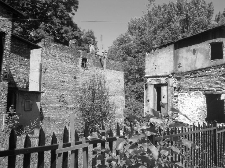 The ghetto in Będzin. Pic by Michael Challoner, Auschwitz Study Group Founder, 2010.