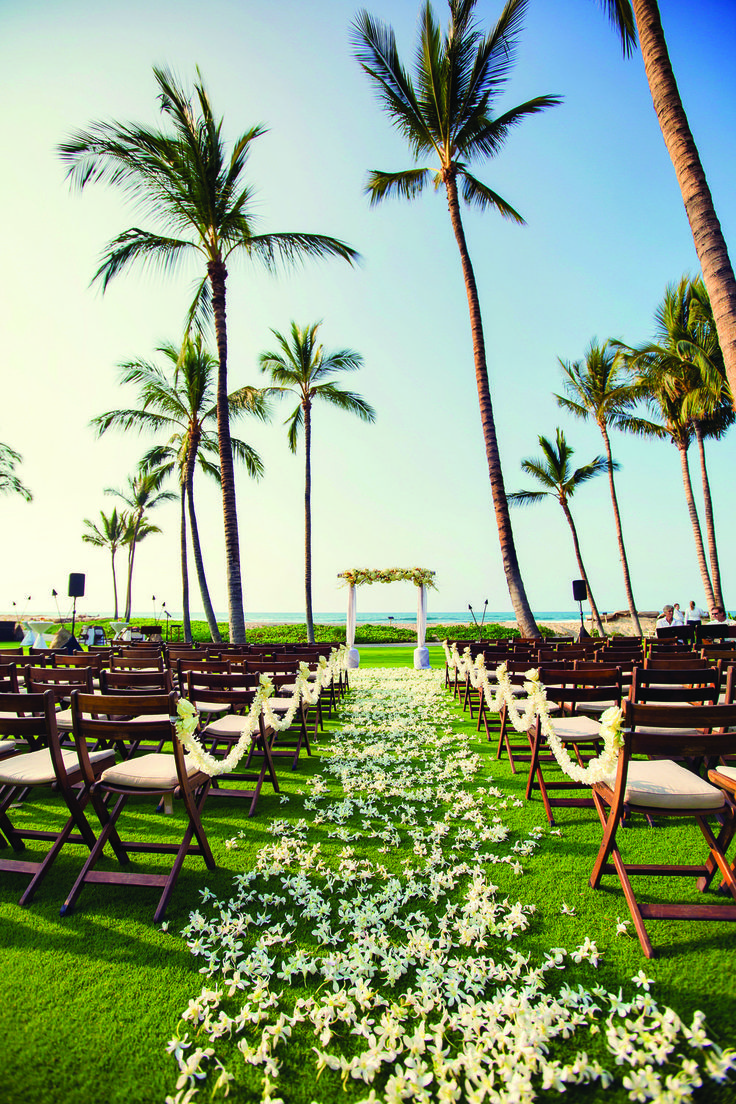 Best Wedding Destinations of 2015 | Best Destination Wedding Locations | Where to Get Married | Best Wedding Venues | Hawaii