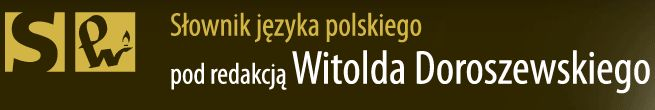 """Słownik języka polskiego pod red. prof. Doroszewskiego. Zawiera ok. 125 tys. haseł. Nie znajdziecie tam najnowszych słów jak """"tablet"""", ale i tak będzie bardzo pomocny w pisaniu pracy dyplomowej."""
