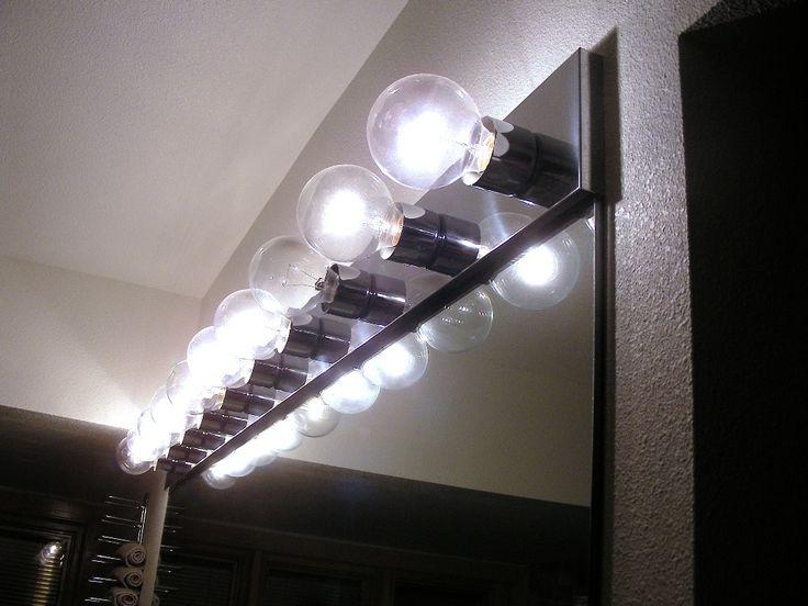 Led Bathroom Vanity Light Fixtures: Best 25+ Vanity Light Bulbs Ideas On Pinterest