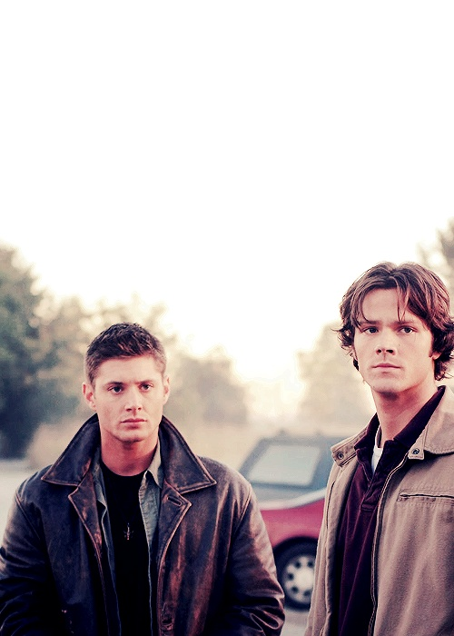 Dean & Sam Winchester ♥ Jensen Ackles & Jared Padalecki #Supernatural