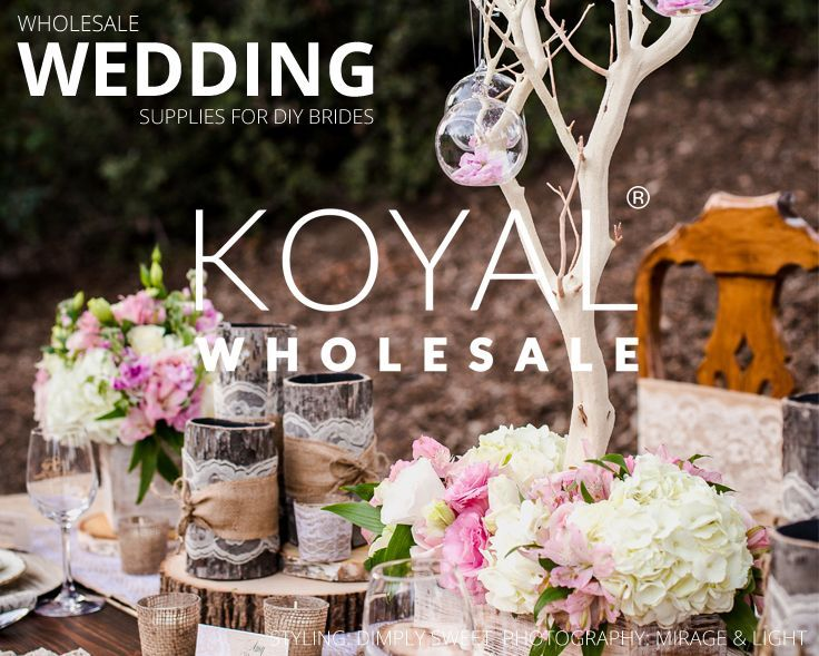 Wholesale Diy Wedding Decor Bulk Wedding Supplies Table Centerpieces Event Centerpieces And Flora Diy Wedding Table Rustic Wedding Diy Wedding Table Linens