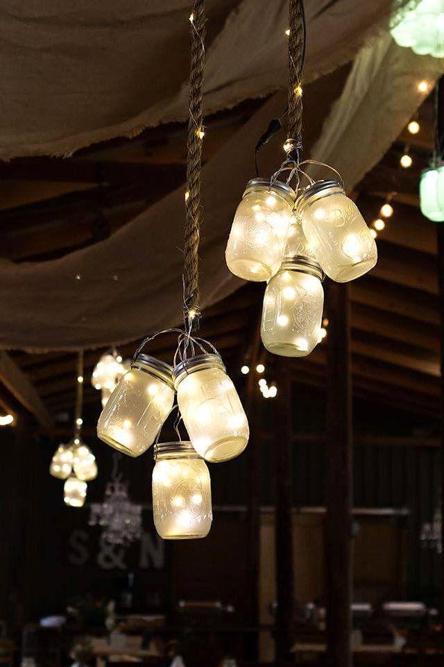 Luminarias artesanales