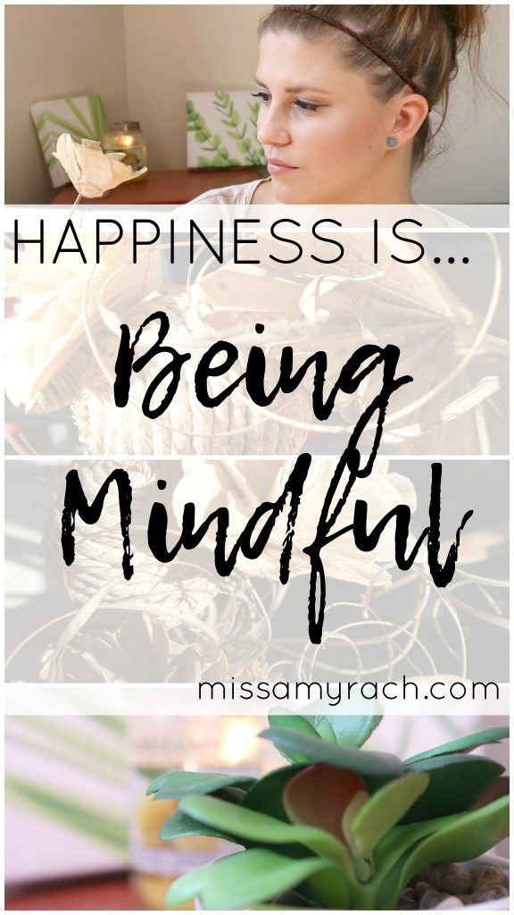 Happiness is... being mindful - Featured Image