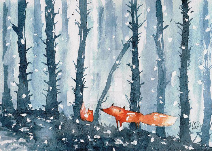 watercolor www.facebook.com/MainArtWork