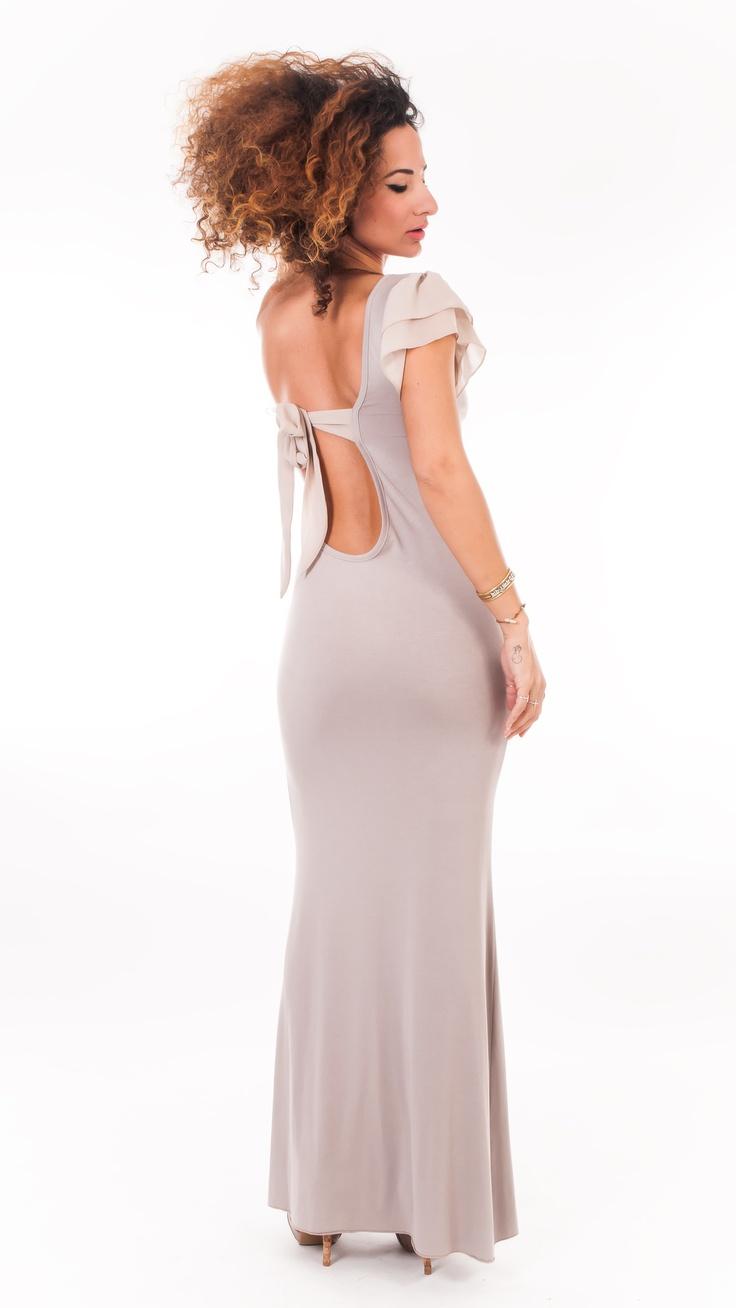Fairy long dress.