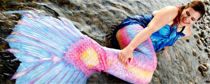 Best website cheap fabric swimming tails for sale /Silicone Mermaid Tails - The Most Realistic Mermaid Tail for Swimming/adults /children .