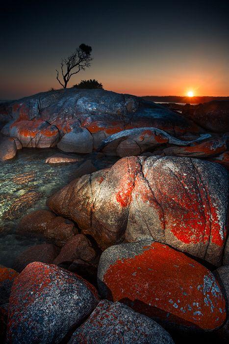 Bingalong Bay - Tasmania, Australia