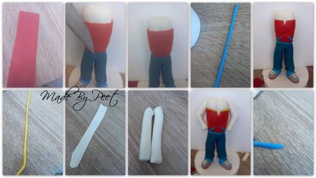 Ryder From Paw Patrol tutorial - CakesDecor