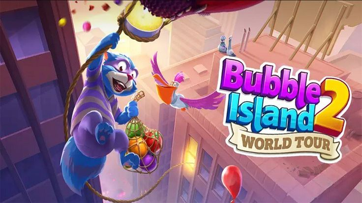 Bubble Island 2: World Tour - Free Download - http://gameshunters.com/bubble-island-2-world-tour-download/