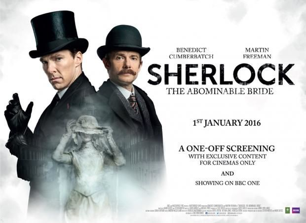 New Sherlock trailer reveals the official title, the air date, and a new poster   Blastr
