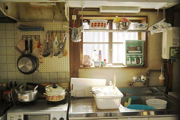 『小野寺の弟・小野寺の姉』小野寺姉弟が穏やかに暮らす一軒家   CINEmadori シネマドリ   映画と間取りの素敵なつながり