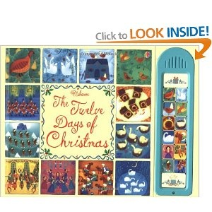 The Twelve Days of Christmas (Usborne Noisy Books): Amazon.co.uk: Lesley Sims, Violeta Dabija: Books