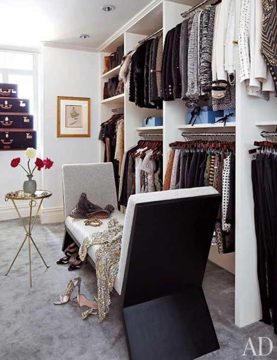 Inside Nina Garcia's Closet