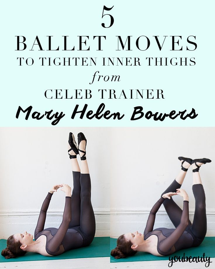 Theres a good reasonballet workouts have become so popular recently: They work.
