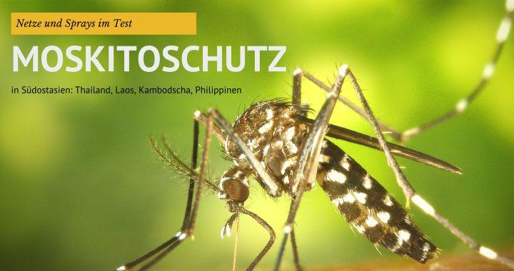 Gerade auf Koh Chang ist ein guter Mückenschutz wichtig. Aber auch in vielen anderen Gegenden in Südostasien ist es ratsam sich vor den lästigen Biestern zu schützen. Die besten Mittel zum Mückenschutz findest du hier:  http://flashpacking4life.de/mueckenspray-moskitonetz-thailand-test-empfehlungen-moskitospray/
