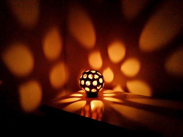 Ceramika z Kota: Jesienne lampiony