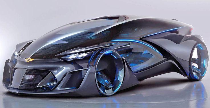 جنرال موتورز أول شركة سيارات تستخدم نظاما لاسلكيا لإدارة بطارية سياراتها الكهربائية موقع ويلز Concept Cars Future Concept Cars Car Chevrolet