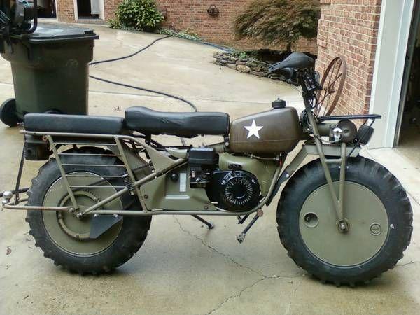 04 rokon 2-wheel drive | unique motorcycles | pinterest | wheels