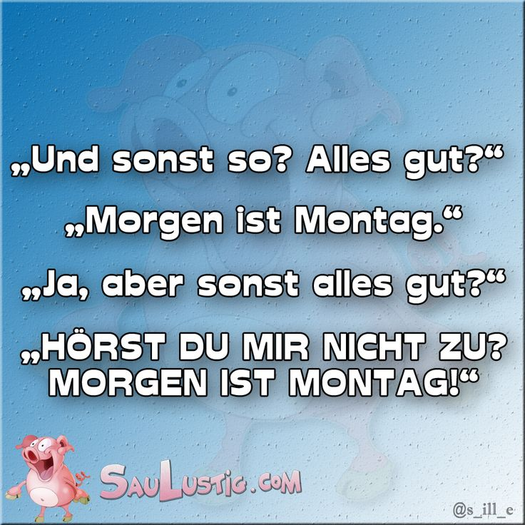 Good Morning Madam In German : Best ideas about morgen ist montag on pinterest
