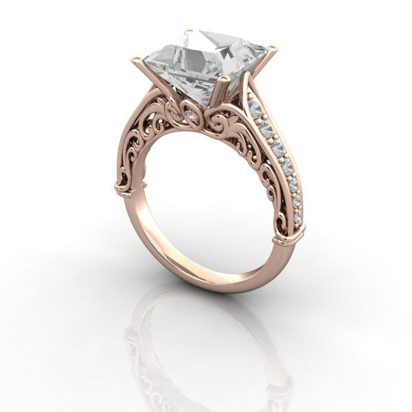 234 best images about jewelry on pinterest split shank rose gold rings and opals - Clearance Wedding Rings