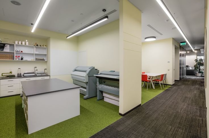 Printing zone & coworking at ABD architects