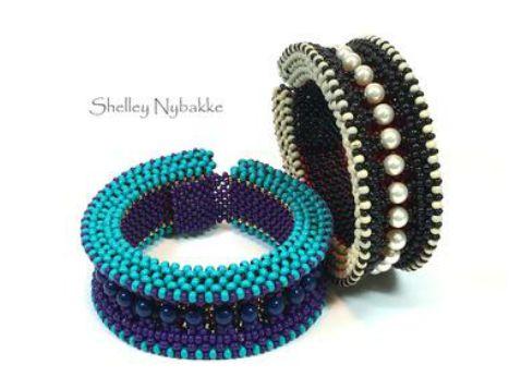 Shelley Nybakke Returns to City Beads!